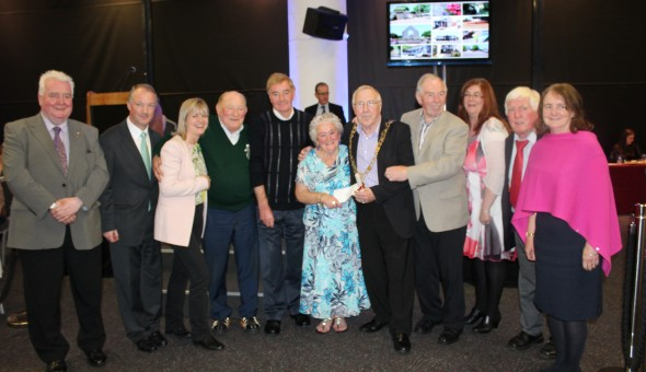 "Congratulations to Raheny Tidy Village Group on winning ""Best Urban Village"" 2014"