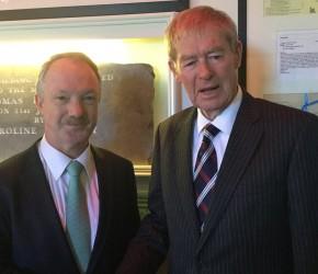 Seán and Micheál Ó Muircheartaigh