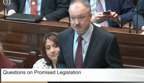 Question to the Tánaiste