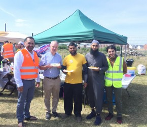 Eid Mubarak - Celebrating Eid at Clongriffin 2018