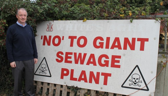 Say No to Monster Sewerage Plant