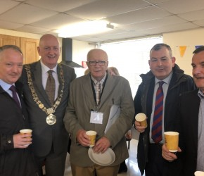 KLEAR Community Inclusion Day with Chairman Gerry McIntyre and Public Representatives