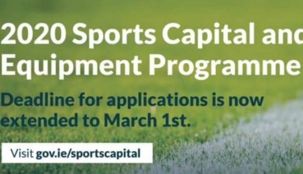 Sports Capital Programme