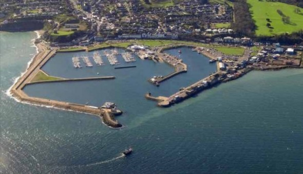 Howth Dredging Pic